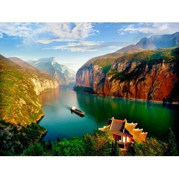 8D6N Chongqing  + 5* Cruise