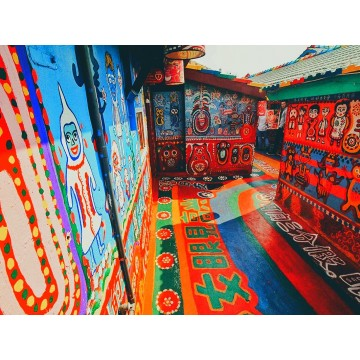 5D4N Taipei + Nantou + Taichung